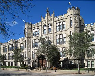 Joliet Central High School public school in Joliet, Illinois