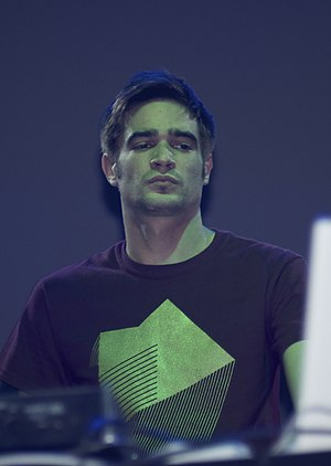 Jon Hopkins at Skif festival 2010