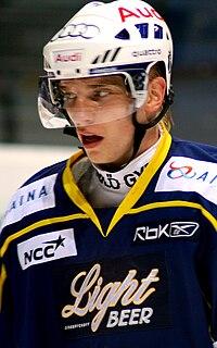 Joonas Nättinen Finnish ice hockey player