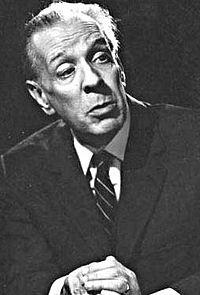 Jorge Luis Borges nel 1976