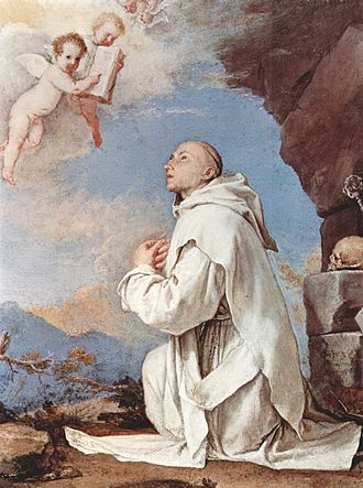 Bruno of Cologne - Saint Bruno of Cologne, by José de Ribera