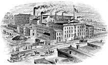 The Jos. A. Campbell Preserve Co., Camden, New York nel 1894