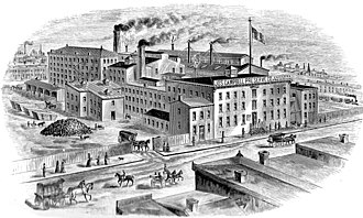 Campbell Soup Company - The Jos. A. Campbell Preserve Co., Camden, NJ in 1894