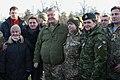 Julie Payette with Petro Poroshenko in Ukraine - 2018 - (1516283393).jpg