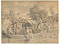 July- Amusements on the Water, (Juillet - les Divertissements sur l'eau) MET DP820975.jpg