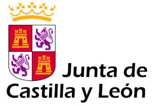 Español: Anagrama de la Junta de Castilla y León
