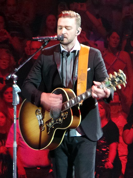 Justin Timberlake - The 2020 Experience World Tour - Charlotte, North Carolina (cropped)