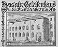 Köln - Breite Straße Kolpinghaus, Postkarte 1910, RBA.jpg