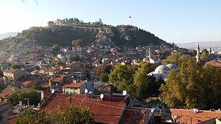 Kütahya Municipality in Aegean, Turkey