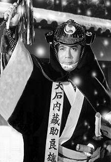 Matsumoto Hakuō I Jaoanese Kabuki actor