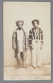 KITLV - 4885 - Buwalda, K. - Soerabaja - The clerk (left) and the keeper (right) of the Sultan of Tidore - circa 1867.tif