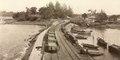 KITLV - 79931 - Kleingrothe, C.J. - Medan - Railways at Port Dickson at Seremban - circa 1910.tif