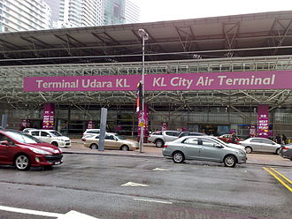 KLIA Ekspres - Image: KL City Air Terminal