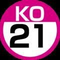 KO-21 station number.png