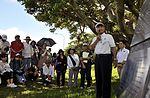 Kadena hosts annual historical site visit 140729-F-QQ371-054.jpg