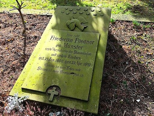 Kaiserswerther Friedhof (V-0666-2017)