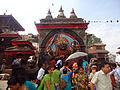 Kalbhaiav at Basantapur Durbar Area 02 (NP-KHP-57).JPG