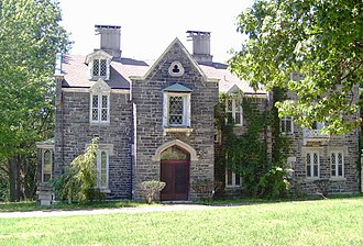 Ossining (town), New York - Image: Kane Mansion Ossining