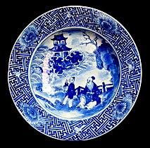 Kangxi transitional porcelain