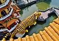 Kaohsiung Lotus Pond Tiger- & Drachenpagode Tiger 5.jpg