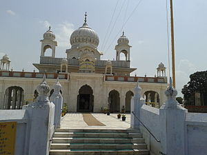 Kapal Mochan - Gurdwara Kapal Mochan, commemorates visit of Nanak and Gobind Singh