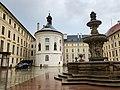 Kaple Svatého Kříže, Pražský Hrad, Hradčany, Praha, Hlavní Město Praha, Česká Republika (48791983506).jpg