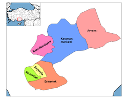 Karaman districts.png