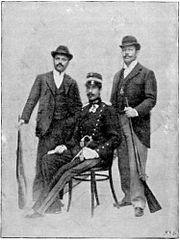 Georgios orphanidis (první zprava)