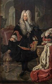 Charles III Philip, Elector Palatine Elector Palatine, Duke of Jülich and Berg and Count Palatine of Neuburg