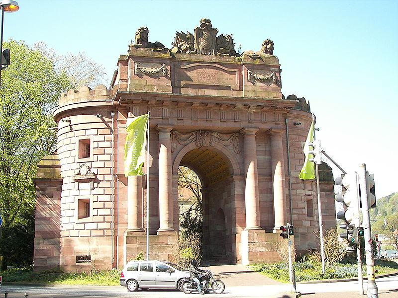 Karlstor Heidelberg Germany.JPG