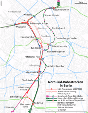 Berlin SBahn Wikipedia - Berlin us bahn map