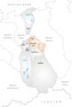 Karte Gemeinden des Bezirks Hérens 2010.png