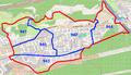 Karte Nürnberg Laufamholz Statistische Distrike des Bezirks 94.png