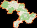 Kartuzy (gmina) location map.png