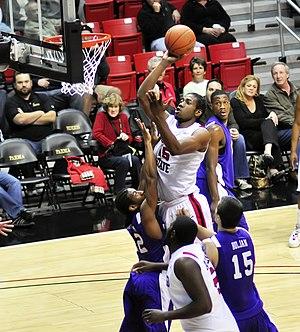 2009–10 San Diego State Aztecs men's basketball team - Kawhi Leonard