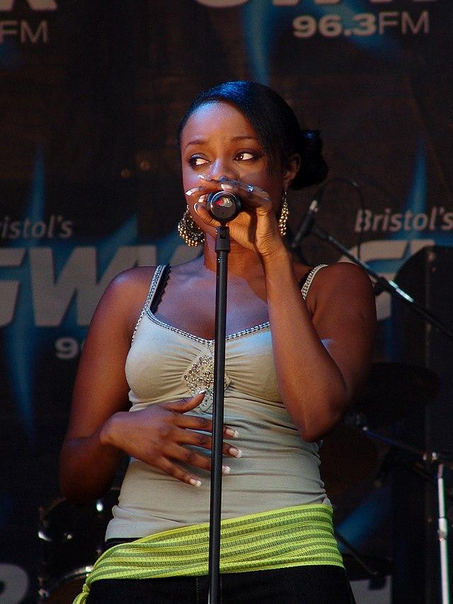 Keisha Buchanan 2016
