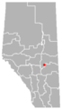 Kelsey, Alberta Location.png