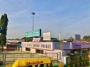 Kempegowda Bus Station - Bus Station name near Entrance