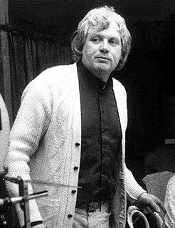 Ken Russell British film director