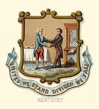 Coat of arms of Kentucky