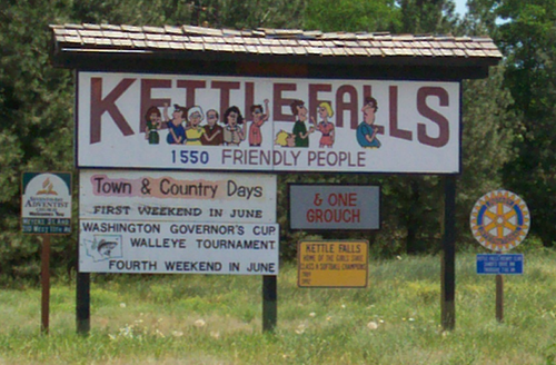 Kettle Falls chiropractor