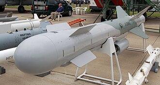 Kh-59 - Kh-59M missile at MAKS