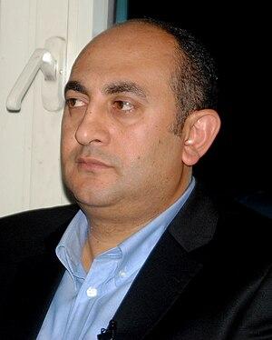 Khaled Ali - Khaled Ali in February 2012