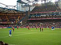 Kick-off at the Bridge - geograph.org.uk - 1608769.jpg
