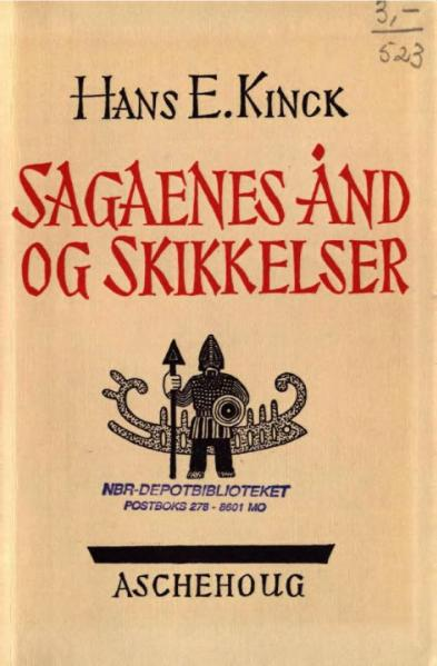 File:Kinck - Sagaenes ånd og skikkelser.djvu