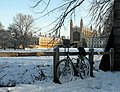 King's College Chapel in the snow - 2 - geograph.org.uk - 1623867.jpg