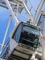 King's Cross Central development tower cranes, London, England 11 crane cabin.jpg