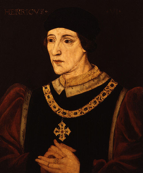 Fichier:King Henry VI from NPG.jpg