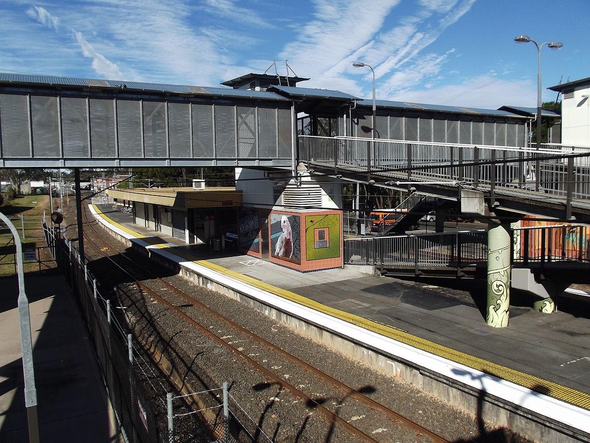 kingston railway station brisbane wikipedia. Black Bedroom Furniture Sets. Home Design Ideas