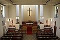 Kirche StLeopold Klosterneuburg Kirchenraum Richtung Altar Img 0012462 01.jpg